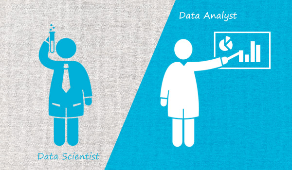 Data analyst vs. Data scientist